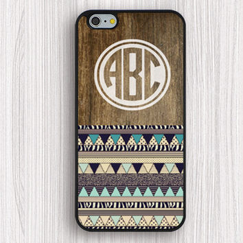 monogram iphone 6 case,new iphone 6 plus case,wood pattern image iphone 5s case,art wood figure iphone 5c case,leopard print geometry iphone 5 case,wood geometry image iphone 4s case,gift iphone 4 cover