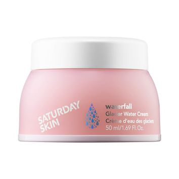 Waterfall Glacier Water Cream - Saturday Skin | Sephora