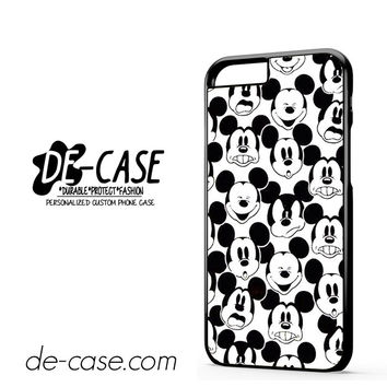 Mickey Mouse Wallpaper DEAL-7216 Apple Phonecase Cover For Iphone 6 / 6S