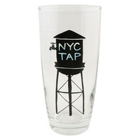 NYC Water Tower Glass