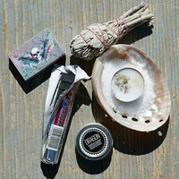 DCCKYB5 House of Intuition Cleanse and Purify Smudge Kit