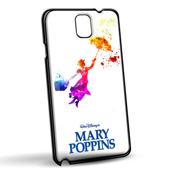 Mary Poppins in Watercolor ArtSamsung Note 3