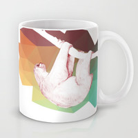 Let's Hang Out Mug by Autumn Kulaga