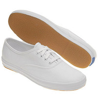 Women's Keds  Champion Canvas White Canvas FamousFootwear.com