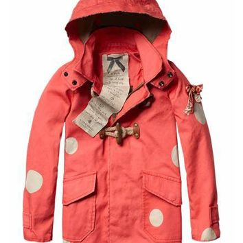 Bonded vintage raincoat - Jackets - Official Scotch & Soda Online Fashion & Apparel Shops