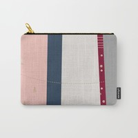 a few golden dots Carry-All Pouch by Ia Po