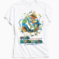 Super Mario World Tee | Urban Outfitters