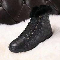LV Louis Vuitton Women Casual Boots Shoes