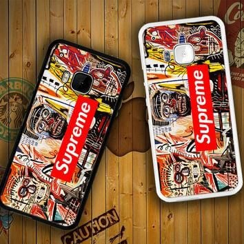 supreme to release collection featuring basquiats V1635 HTC One S X M7 M8 M9, Samsung