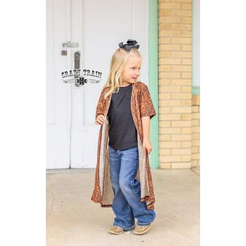 Lonestar Leather Duster Caboose Kids by Crazy Train