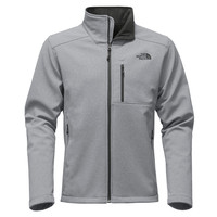 Men's Apex Bionic 2 Jacket in Heathered Medium Grey by The North Face - FINAL SALE