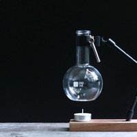 The Bunsen - Designer Oil Burner / Vase / Terrarium