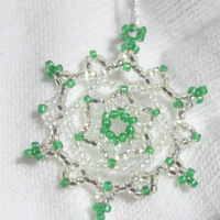 Christmas Ornament Snowflake Stocking Stuffer