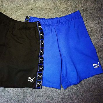 PUMA sports casual men and women shorts sub-strings pants pants hot pants five points beach pants F-XMCP-YC