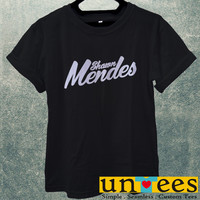 Shawn Mendes Men T Shirt