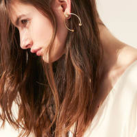 Birmingham Statement Post Earring | Urban Outfitters