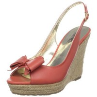 Charles by Charles David Women`s Fuss Slingback Espadrille,Coral,8 M US