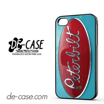 Peterbilt Truck Logo DEAL-8570 Apple Phonecase Cover For Iphone 4 / Iphone 4S