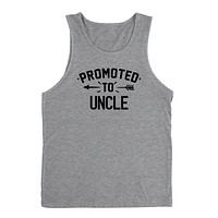 Promoted to uncle  uncle to be new uncle Tank Top