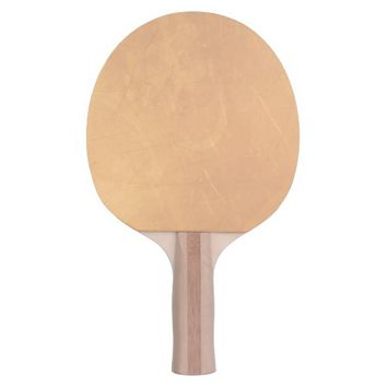 Leather Look Ping Pong Paddle