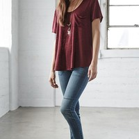 Me To We Ringer Short Sleeve T-Shirt at PacSun.com
