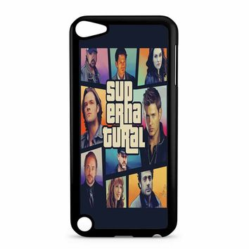 Supernatural - Gta Style iPod Touch 5 Case