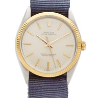 CMT Fine Watch and Jewelry Advisors 1983 Rolex Tt Oyster Perpetual