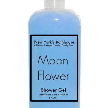 Moon Flower Shower Gel