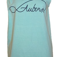 Infinity Auburn Tank Top by Tiger Rags
