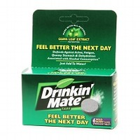 Drinkin' Mate Feel Better the Next Day Tablets | Walgreens