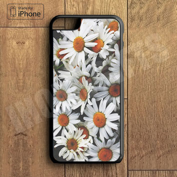 Daisy Plastic Case iPhone 6S 6 Plus 5 5S SE 5C 4 4S Case Ipod Touch 6 5 4 Case iPhone X 8 8 Plus