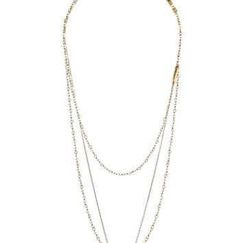 Pearl Strands Necklace - Marc Jacobs