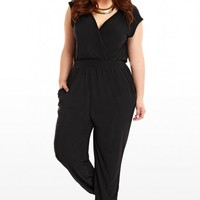 Plus Size Street Smart Jumpsuit | Fashion To Figure