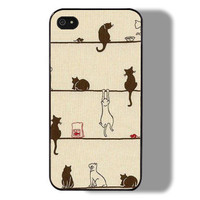 iphone 4/4s--many cats no.10