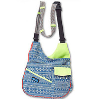 Kavu Criss Cross Printed Cross-Body Bag