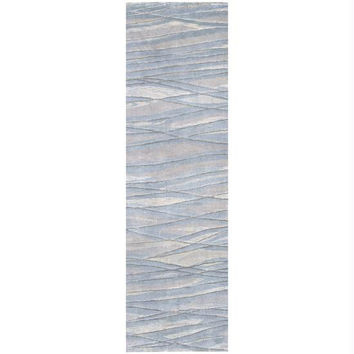 Area Rug - 2.5' X 10' - Colors Include  Flint Gray