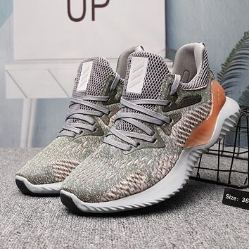 Adidas Alphabounce Beyond Woman Men Fashion Sneakers Sport Shoes