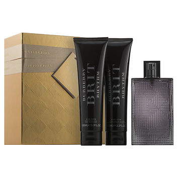 BURBERRY Brit Rhythm for Him Gift Set