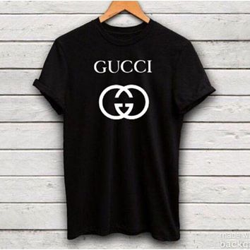 """""""CHANEL""""Hot letters print T-shirt top G"""