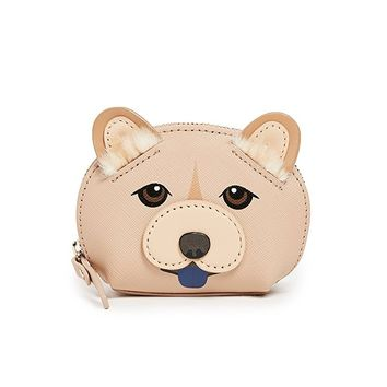 Kate Spade New York Women's Chow Chow Coin Purse