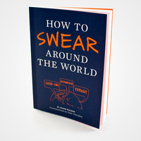 How To Swear Around The World at Firebox.com