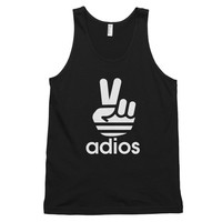 Adios tank top - Men's workout tank