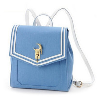 Sailor Moon Striped Backpack