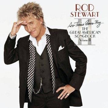 Rod Stewart - As Time Goes By...The Great American Songbook: Volume II