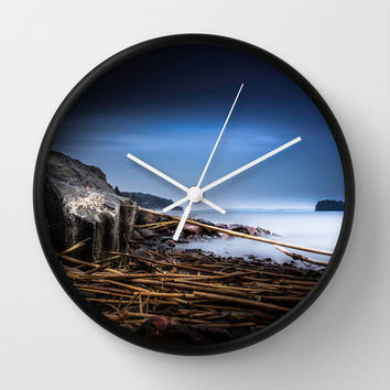 Hard Rock Wall Clock by HappyMelvin