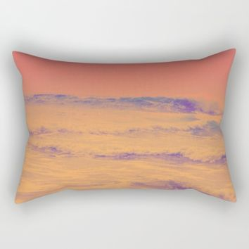 HeatWave Rectangular Pillow by Ducky B