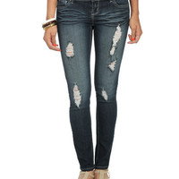 Second Skin Jegging - Short | Shop Sale at Wet Seal