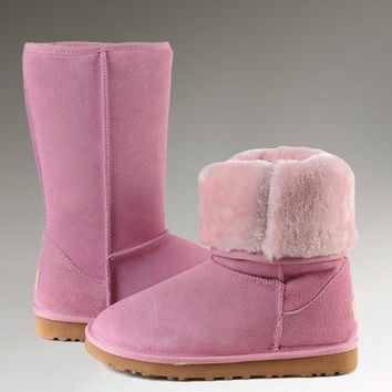 Ugg Classic Tall 5819 Pink Boots