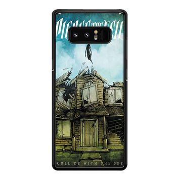 Peirce The Veil 001 Samsung Galaxy Note 8 Case