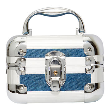 Cry Baby Blue Denim Mini Trunk